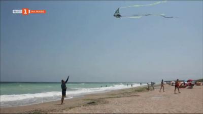 Проблемите по неохраняемите плажове на Шабла в разгара на сезона