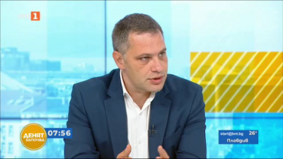 Александър Сиди: Ако не се случи мандатът сега, отиваме на следващи избори