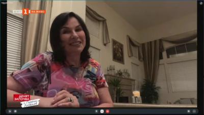 Специална среща с Кичка Бодурова - на живо от САЩ