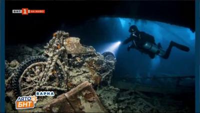 Откриват изложба с подводни фотографии в Таляна - творческия квартал на Варна