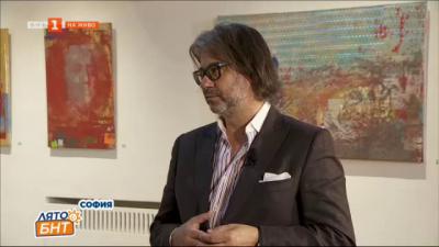 """""""Капитал"""" - изложба на Хубен Черкелов"""