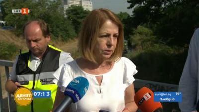 Позицията на кмета на София Йорданка Фандъкова за оставката на арх. Любомир Георгиев