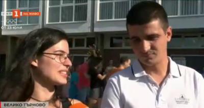 Чужденци изучават родния ни език в България