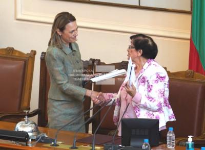 Ива Митева: Трябва да изпълним поетите ангажименти към българските граждани