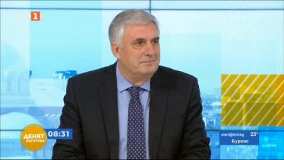 Ивайло Калфин: Всички ще подкрепят кабинета на Има такъв народ