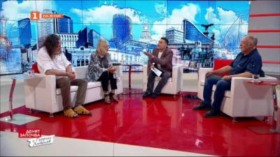 Мира Радева, Кольо Колев и Нидал Алгафари с анализ на политическата действителност