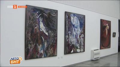 Духовно присъствие - изложба на Петър Пиронков в Пловдив