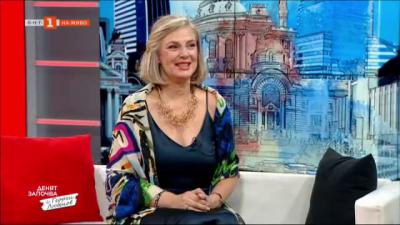 Артистична среща с Нели Топалова