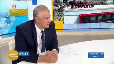 Проф. Балтов: Искаме оставката на проф. Петко Салчев