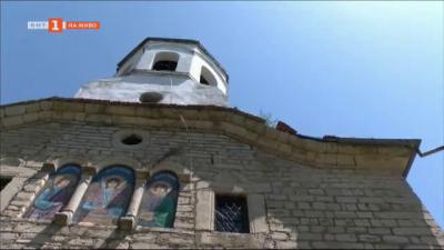 В село Обединение църква не е ремонтирана, откакто е построена преди два века