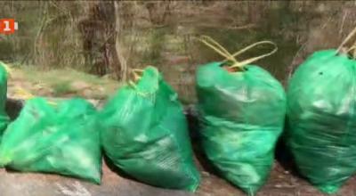 Доброволци с над 70 акции за почистване на Благоевград