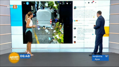 Акцентите от социалните мрежи