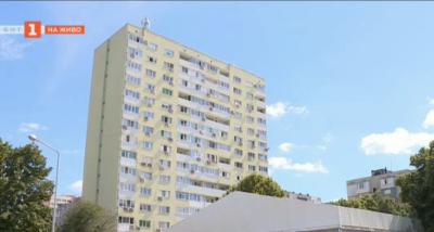 Проблеми с некачествено саниране на сгради в Русе