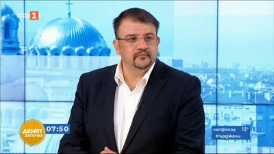 Настимир Ананиев, ПП Волт: Напускаме коалицията Изправи се. Ние идваме!, защото имахме по-големи очаквания за промяна