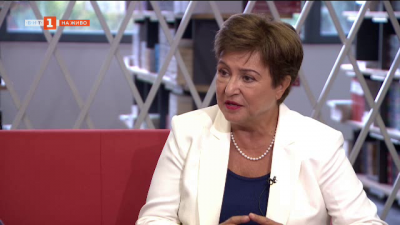 Кристалина Георгиева за рисковете в икономиката и реалната заплаха от огромна инфлация
