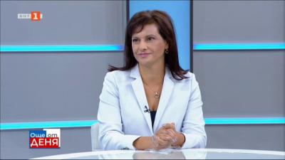 Даниела Дариткова: Изключително сложно и непредвидимо е да се прави актуализация на бюджета от служебно правителство