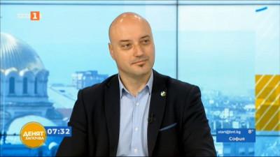 Атанас Славов от ДБ за правосъдната реформа