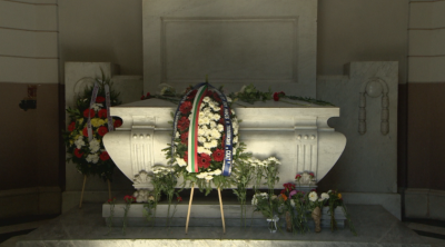 Столичната община организира церемония пред мавзолея на княз Александър I Батенберг за Деня на Съединението