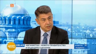 Димо Гяуров: Не сме много готови да спрем потока от мигранти