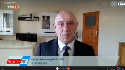 За и против мерки за овладяване на галопиращата инфлация - отговорите от проф. Красимир Петров