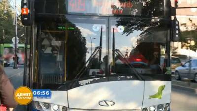 Висок процент на болни от COVID шофьори в градския транспорт във Варна
