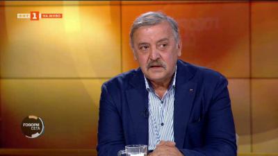 Какво е общото между вируса и политиката - проф. Тодор Кантарджиев