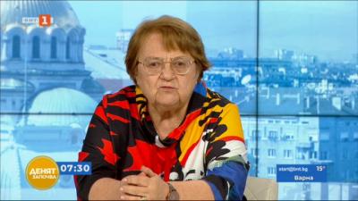 Проф. Радка Аргирова: Ваксините са ефективни при всички мутации и варианти на COVID