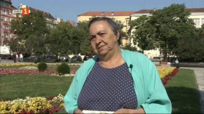 """Павлина Вежинова и книгата """"По дирите на изчезналите софийски кръчми"""""""