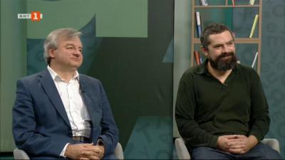 100 години от смъртта на Иван Вазов - разговор с Пламен Дойнов и Андрей Захариев