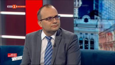Мартин Димитров: Третият път трябва да има кабинет