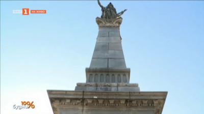 Историята на Паметника на свободата в Русе
