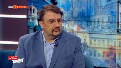Настимир Ананиев: Волт предоставя техническото средство, с което Кирил Петков и Асен Василев да се явят на изборите