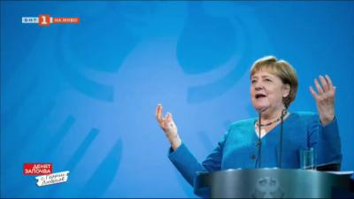 Ангела Меркел - най-могъщата жена в Европа