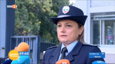 Полицията провежда акция за безопасност на пътя, нарушителите са хиляди