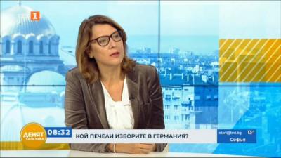 Кой печели изборите в Германия - анализ на Весела Чернева