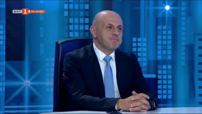 Томислав Дончев: Ще работим за максимално добър резултат на изборите
