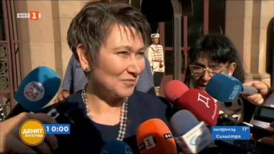 Даниела Везиева: Политиката на служебния кабинет ще продължи в посока на промяната