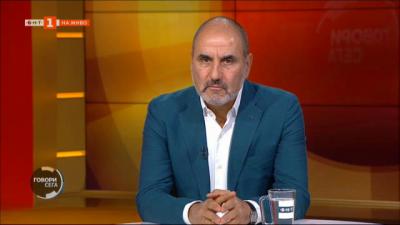 Цветан Цветанов: Високата избирателна активност би попречила на резултати, постигнати с купуване на гласове