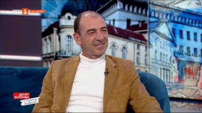 До Холивуд и назад - среща с обичания актьор Димитър Маринов