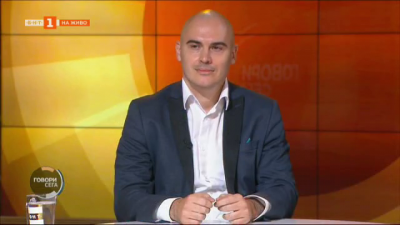Петър Илиев: Имам пълното доверие и подкрепа на Слави Трифонов
