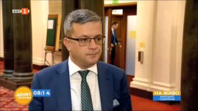 Тома Биков: Причината да няма кабинет е, че партиите на протеста не са в състояние да водят преговори