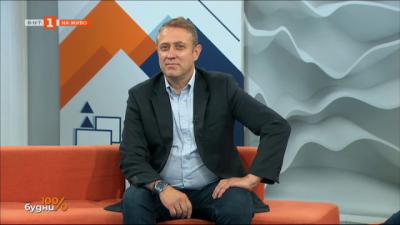 Войната като телевизионно зрелище - журналистът Владислав Прелезов за  професията  военен кореспондент