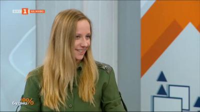 Създателката на яхти Теодора Йорданова
