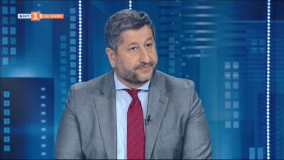 Христо Иванов: Подкрепата за Демократична България не е заплашена