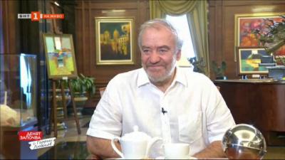 Световноизвестният Валерий Гергиев в специално интервю за БНТ