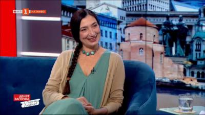Една българка - моноспектакъл по Иван Вазов