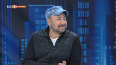 Стефан Вълдобрев: Аз съм артист и отговарям за оптимизма