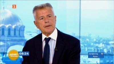 Красимир Дачев, БТПП: Мерките за енергетиката са стъпка в правилна посок