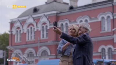 Премиерен клип на песента Колко си хубава, София