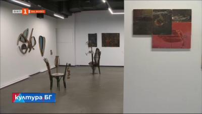 """Изложбата """"Вторични суровини"""""""